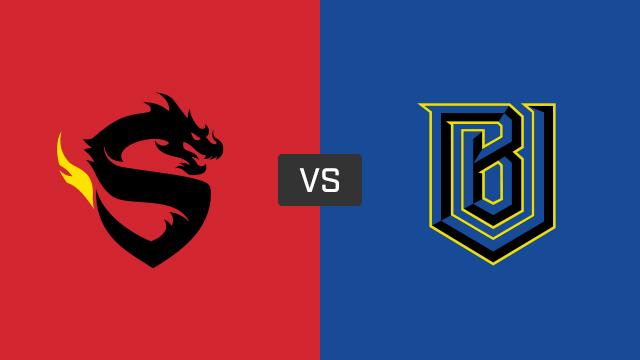 Game 5: Shanghai Dragons v. Boston Uprising
