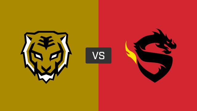 Game 4: Seoul Dynasty vs. Shanghai Dragons