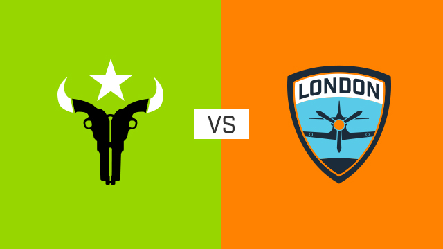 Komplettes Match | Houston Outlaws vs. London Spitfire