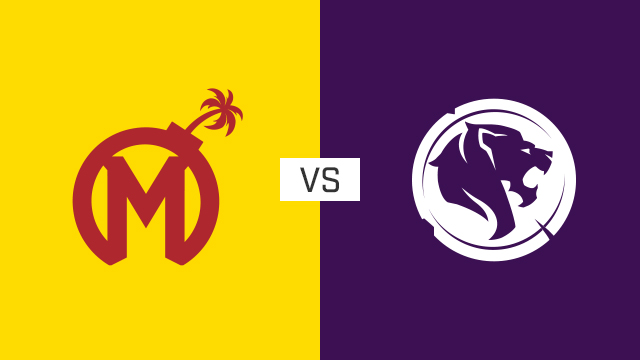 Full Match | Florida Mayhem vs. Los Angeles Gladiators