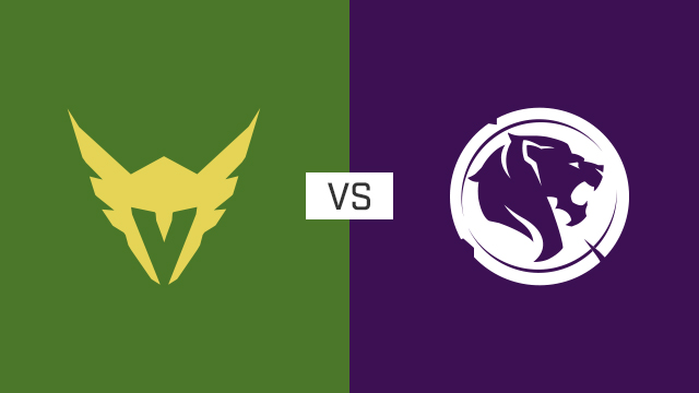Phase 4 Halbfinale | Los Angeles Valiant vs. Los Angeles Gladiators