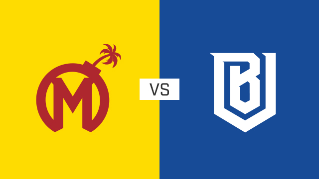 Full Match | Florida Mayhem vs. Boston Uprising