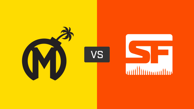 Game 2: Florida Mayhem vs. San Francisco Shock