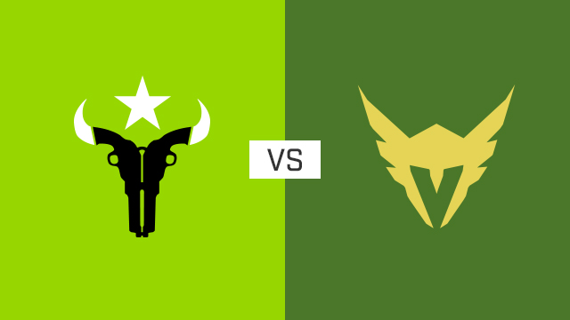 Komplettes Match | Houston Outlaws vs. Los Angeles Valiant