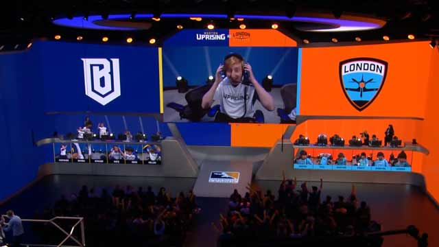 Mistakes - Boston Uprising