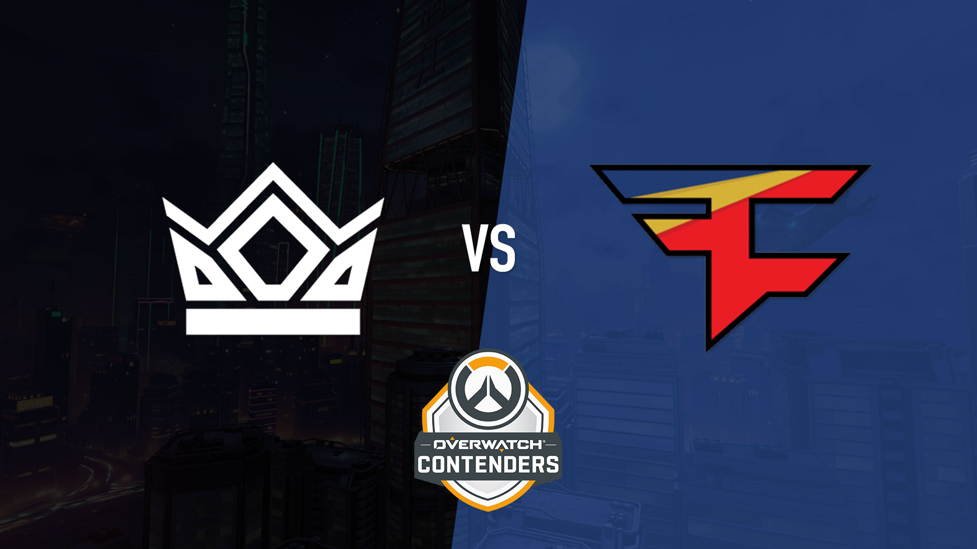 Mlg video overwatch contenders season 1 kungarna vs faze clan buycottarizona