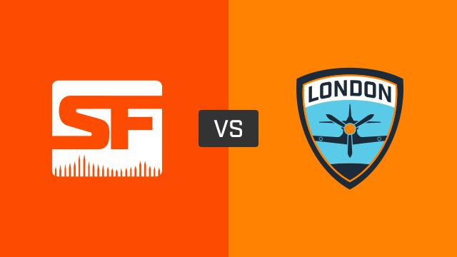 Game 1: San Francisco Shock vs London Spitfire