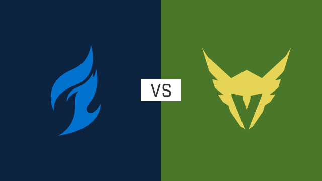 Komplettes Match | Dallas Fuel vs. Los Angeles Valiant