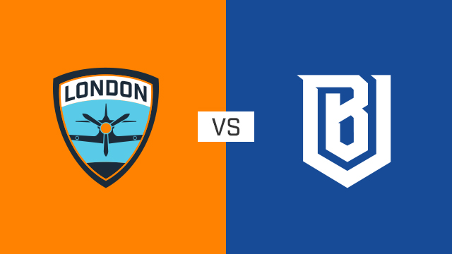 Full Match | London Spitfire vs. Boston Uprising