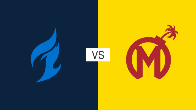 Full Match | Dallas Fuel vs. Florida Mayhem