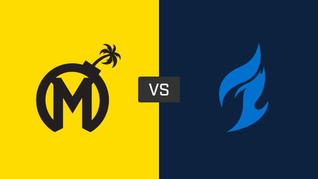 Game 1: Florida Mayhem vs. Dallas Fuel