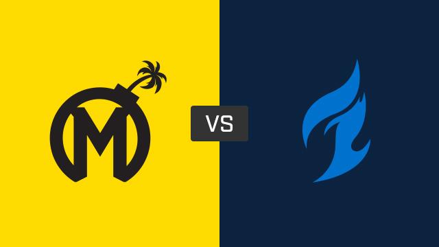 Game 1: Florida Mayhem vs. Dallas Fuel