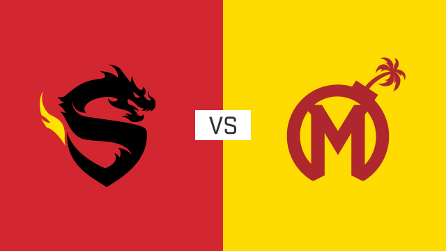 Komplettes Match | Shanghai Dragons vs. Florida Mayhem