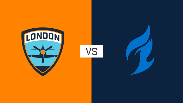 Full Match | London Spitfire vs. Dallas Fuel