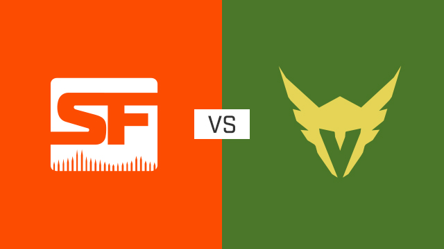 Full Match | San Francisco Shock vs. Los Angeles Valiant
