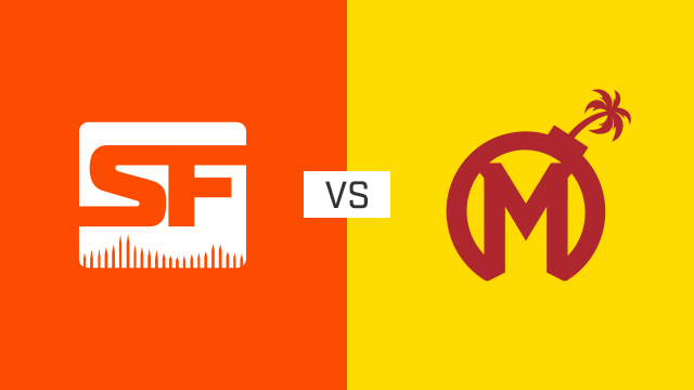 Komplettes Match | San Francisco Shock vs. Florida Mayhem