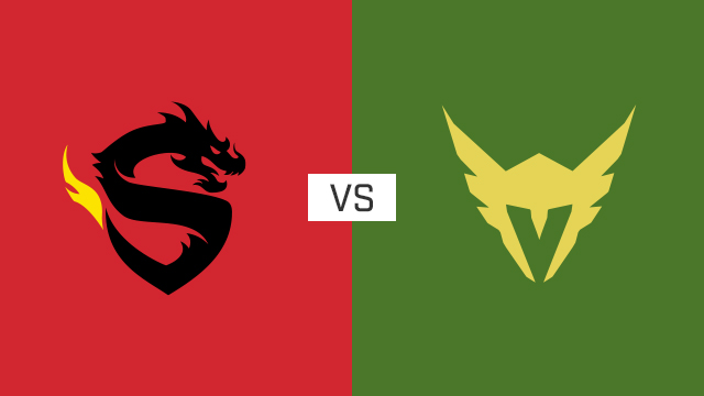 Komplettes Match | Shanghai Dragons vs. Los Angeles Valiant