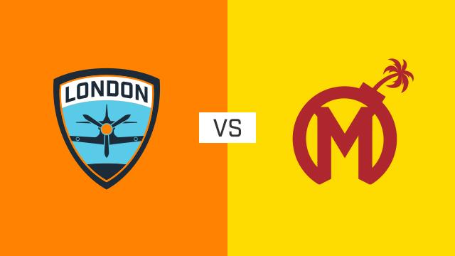 全試合 | London Spitfire vs Florida Mayhem