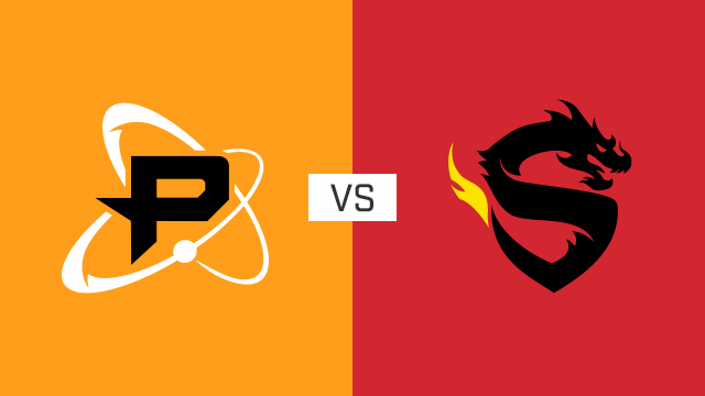 Komplettes Match | Philadelphia Fusion vs. Shanghai Dragons