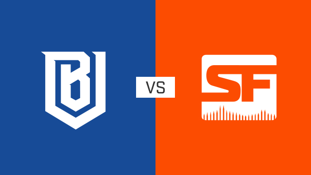 Komplettes Match | Boston Uprising vs. San Francisco Shock