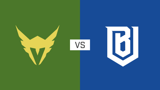 Komplettes Match | Los Angeles Valiant vs. Boston Uprising