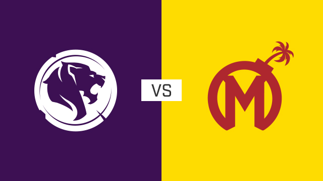 Komplettes Match | Los Angeles Gladiators vs. Florida Mayhem