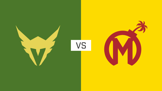 Full Match | Los Angeles Valiant vs. Florida Mayhem