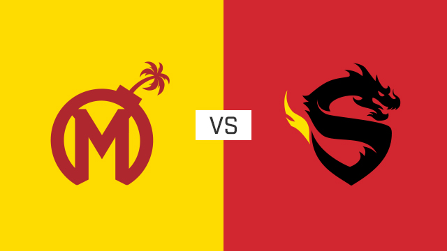 Full Match | Florida Mayhem vs. Shanghai Dragons