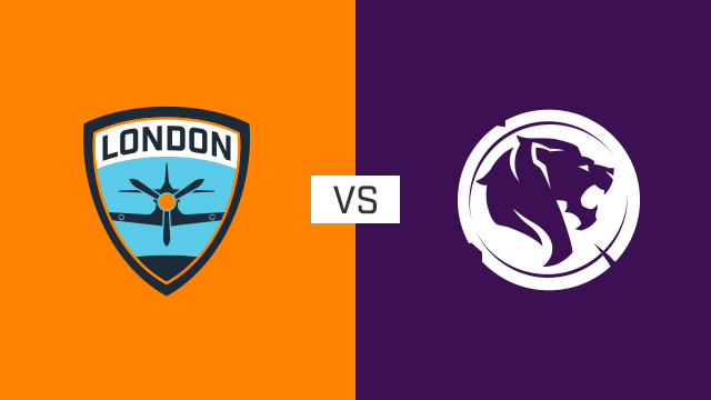 Komplettes Match | London Spitfire vs. Los Angeles Gladiators