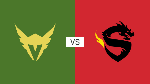 Full Match | Los Angeles Valiant vs. Shanghai Dragons