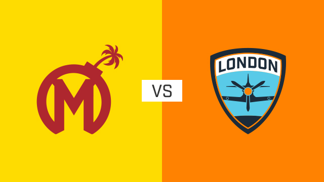 Komplettes Match | Florida Mayhem vs. London Spitfire