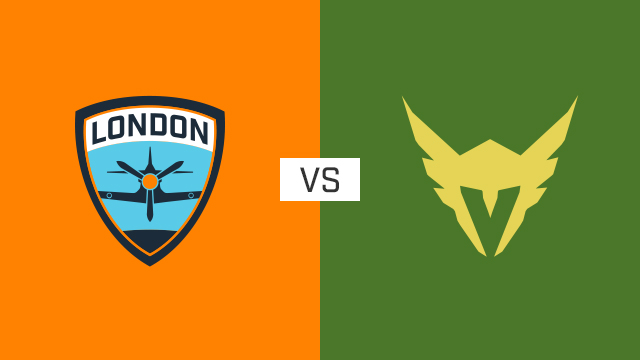 Full Match | London Spitfire vs. Los Angeles Valiant