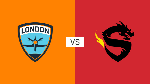 Full Match | London Spitfire vs. Shanghai Dragons