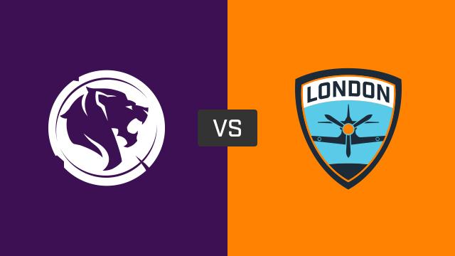 Game 3: Los Angeles Gladiators vs London Spitfire