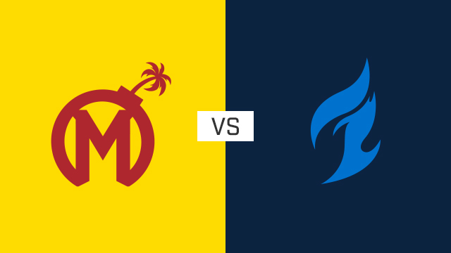 Full Match | Florida Mayhem vs. Dallas Fuel