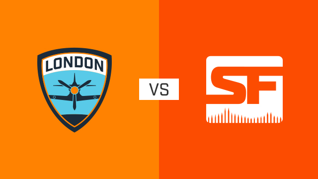 Komplettes Match | London Spitfire vs. San Francisco Shock