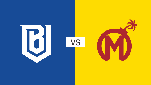 Komplettes Match | Boston Uprising vs. Florida Mayhem