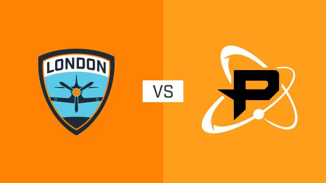 全試合 | London Spitfire vs Philadelphia Fusion