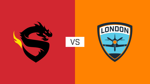 Komplettes Match | Shanghai Dragons vs. London Spitfire