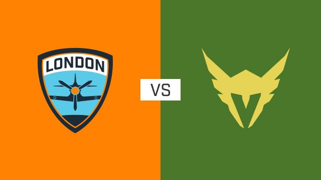 全試合 | London Spitfire vs Los Angeles Valiant