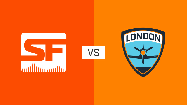 Komplettes Match | San Francisco Shock vs. London Spitfire