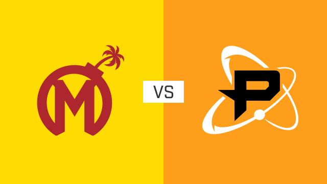 Full Match | Florida Mayhem at Philadelphia Fusion