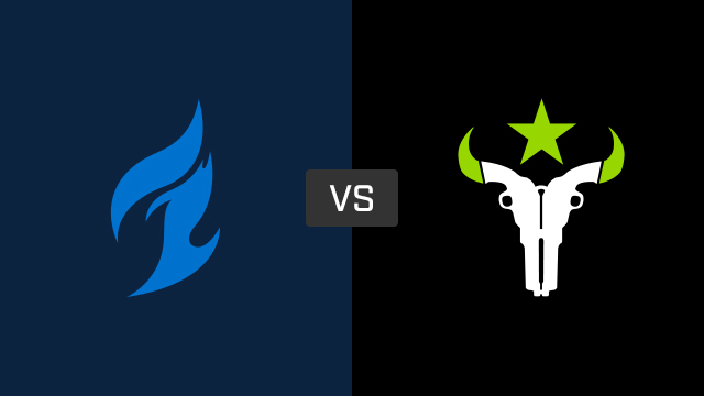 Game 5: Dallas Fuel vs Houston Outlaws