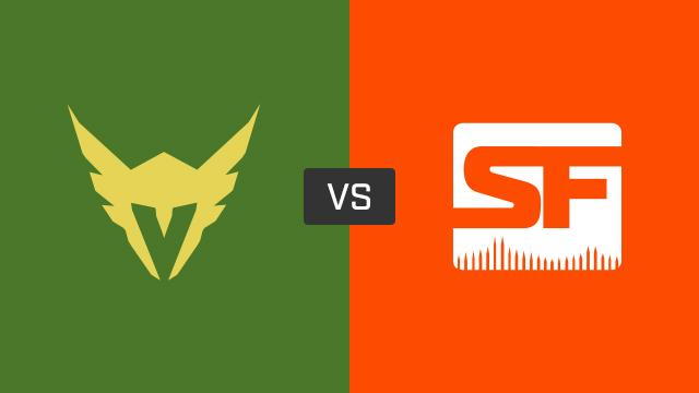Game 5: Los Angeles Valiant vs. San Francisco Shock