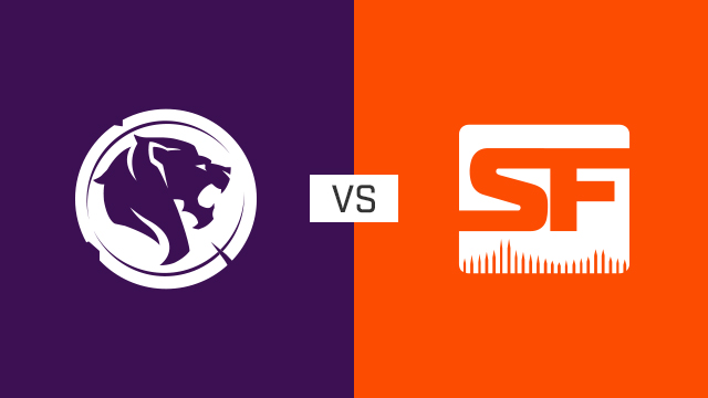 Komplettes Match | Los Angeles Gladiators vs. San Francisco Shock
