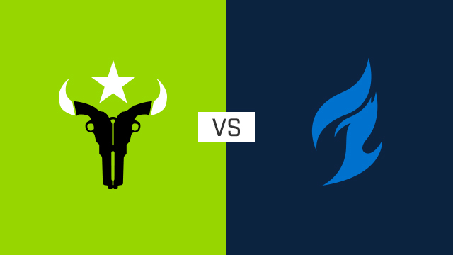 Full Match | Houston Outlaws vs. Dallas Fuel