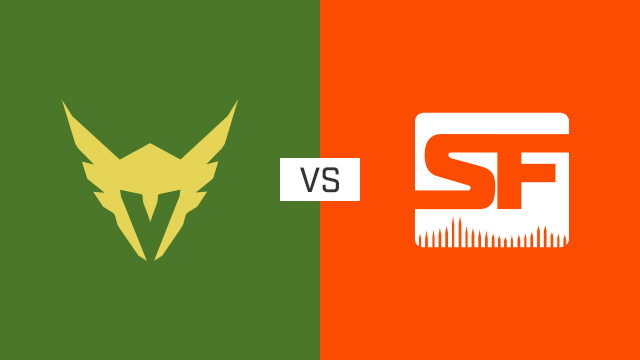 Komplettes Match | Los Angeles Valiant vs. San Francisco Shock