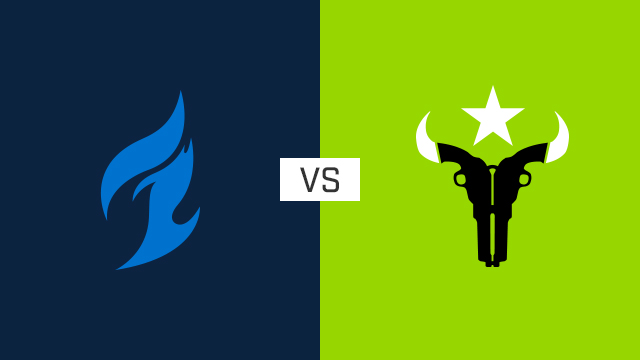 Komplettes Match | Dallas Fuel vs. Houston Outlaws