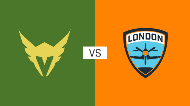 Full Match | Los Angeles Valiant vs. London Spitfire