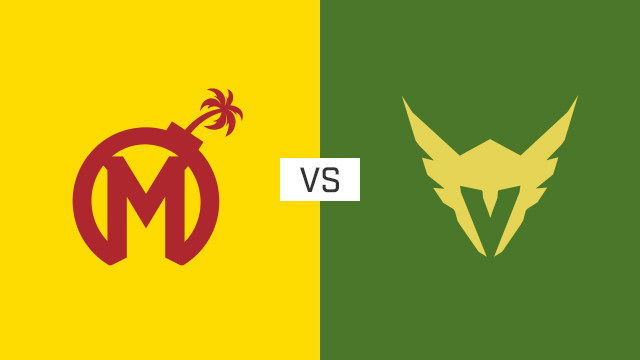 Komplettes Match | Florida Mayhem vs. Los Angeles Valiant
